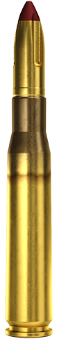 12.7x99mm Tracer Reduced Range