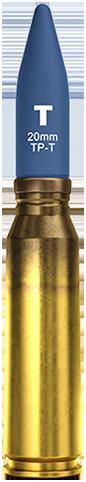 20x102mm (TP-T)