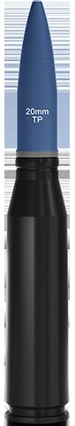 20x128mm (TP)