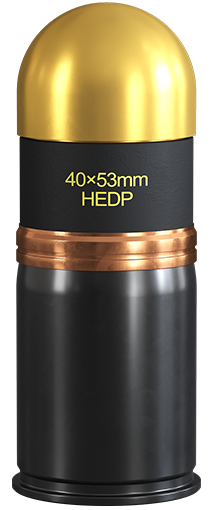 40x53mm (HEDP)
