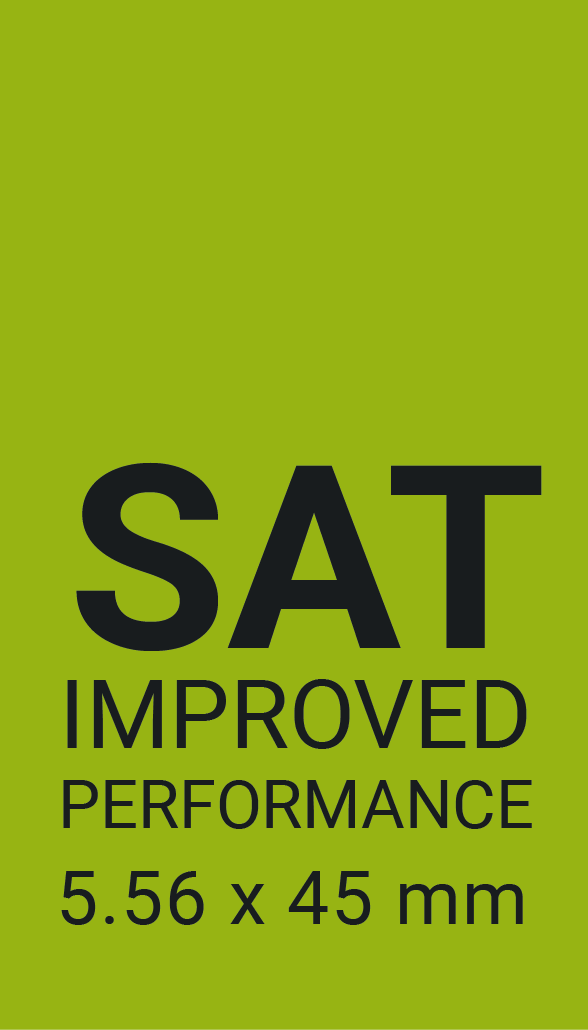 SAT IMPROVED PERFORMANCE